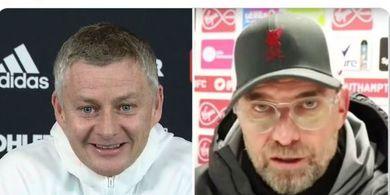 Susunan Pemain Man United Vs Liverpool - Sama-sama Simpan 1 Kartu As
