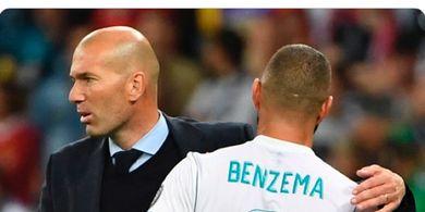 Didier Deschamps Tidak Pernah Lupa Soal Ucapan Menyakitkan Benzema Ini
