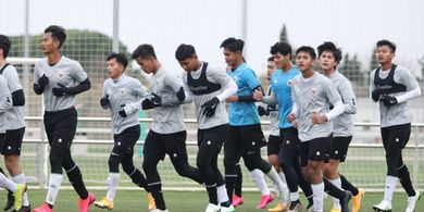 Pulang dari TC di Spanyol, Gelandang Timnas U-19 Indonesia Dapat Bekal Berharga