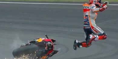 Pengamat MotoGP Punya Prediksi Miris terkait Marc Marquez