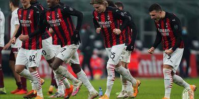 AC Milan Diklaim Bakal Bangkit dan Bereaksi Usai Dibantai Atalanta