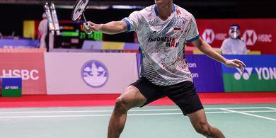 Hasil Thailand Open II 2021 - Shesar Kalahkan Wakil Thailand Lewat Skor Kembar