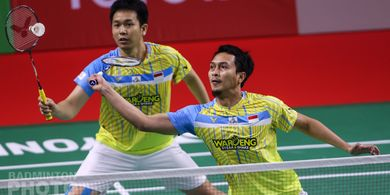 Thailand Open II 2021 - Ahsan/Hendra Puji Performa Pramudya/Yeremia
