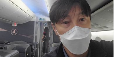 Sindir Polri, Shin Tae-yong Takut Program Timnas Indonesia Berantakan