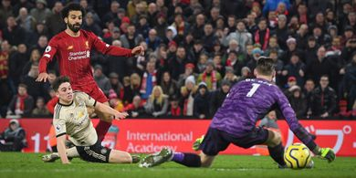 3 Pembantaian Terburuk Manchester United di Kandang Liverpool