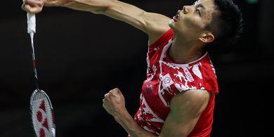 Thailand Open I 2021 - Chou Tien Chen Sesalkan Performa Lee Zii Jia