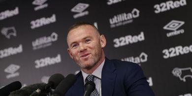 Wayne Rooney Akhirnya Putuskan Pensiun karena Berkah Terhormat Ini