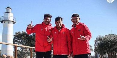 Pemain Persija Ceritakan Hal Positif Selama TC Di Spanyol