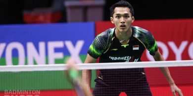 Hasil Thailand Open II 2021 - Jonatan Gagal Tembus Babak Kedua