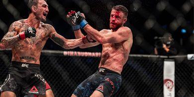 Semua Wajib Hati-hati! Manusia Senapan Mesin UFC Makin Gak Ada Obat
