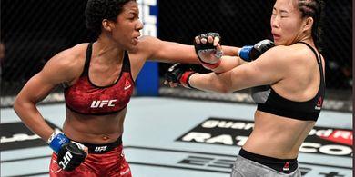 UFC Fight Island 7 - Teorinya Lebih Jago dari Zhang Weili, Petarung China Dipecundangi Debutan