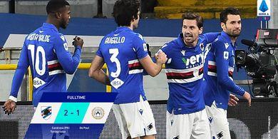 Hasil dan Klasemen Liga Italia - Rival Sekota Juventus Gagal Kalahkan 10 Pemain Tim Promosi