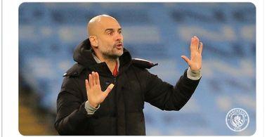 Pecah Kebuntuan Vs Crystal Palace, Manchester City Teruskan Rekor Positif bersama Pep Guardiola