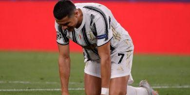 Hasil Liga Italia - Akhiri Rekor Buruk, Inter Milan Bikin Cristiano Ronaldo cs Kecewa di Derby d'Italia