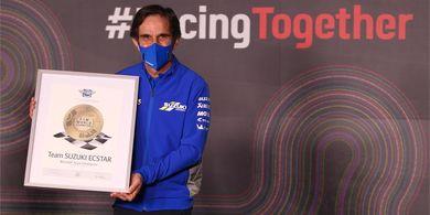 Awalnya Dikira 'Prank', Mantan Manajer Valentino Rossi Resmi Jadi Bos Tim F1