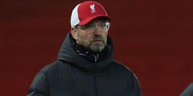 Ditahan Man United, Klopp Akui Liverpool Tak Lakukan Hal Terpenting di Sepak Bola