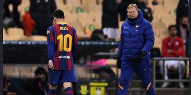 Menurut Prediksi, Barcelona Bakal Melepas Messi Demi Hal Krusial Ini