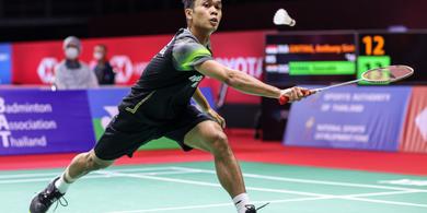 Hasil Lengkap Thailand Open II 2021 - Sempurna, Indonesia Loloskan Semua Wakilnya