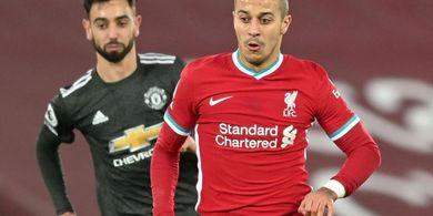 Enggan Sombong, Bruno Fernandes Maklumi Performa Buruk Liverpool