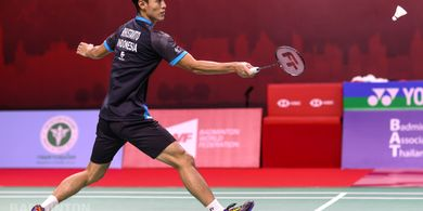 Thailand Open II 2021 - Tampil Bagus, Shesar Optimistis Tatap Babak Kedua