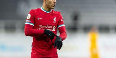 Tak Paham Filosofi Permainan Liverpool, Thiago Alcantara Tidak Sehebat yang Dibayangkan