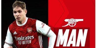 Bintang Muda Arsenal Emile Smith Rowe Dipuji Mirip Robert Pires