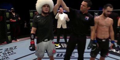 Umar Nurmagomedov Harapkan Kakak Seperguruan Kembali ke UFC