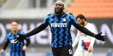 Diminati Manchester City, Romelu Lukaku Pilih Setia di Inter Milan