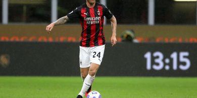 Simon Kjaer Tak Jadi Cedera, Lini Pertahanan AC Milan Tetap Kritis