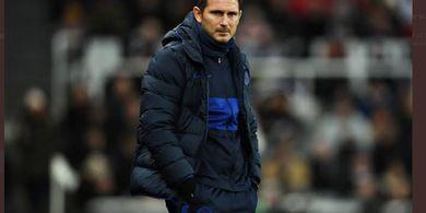 Frank Lampard Bicara soal Nasibnya Bersama Chelsea yang Sudah di Ujung Tanduk