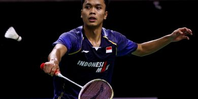 Hasil BWF World Tour Finals 2020 - Anthony Takluk dari Axelsen