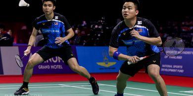 Olimpiade Tokyo 2020 - Tumbangkan 2 Unggulan Teratas dari Indonesia, Aaron/Soh Jadi Penyelamat Malaysia