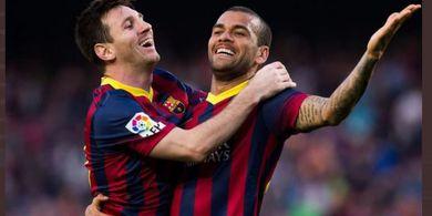 Satu Lagi Orang Argentina Bujuk Messi Hijrah ke PSG, Apa Katanya?