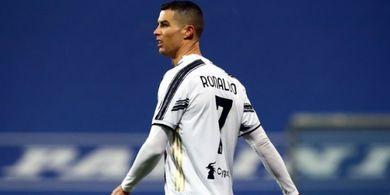 Mandul di Laga Kontra Bologna, Cristiano Ronaldo Tetap Bikin Rekor