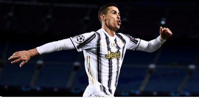 Resmi! Cristiano Ronaldo Jadi Pencetak Gol Terbanyak Sepanjang Masa