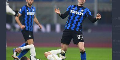 Susunan Pemain Udinese Vs Inter Milan - Antonio Conte Kembali Pakai Formasi Kala Lawan Juventus