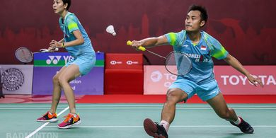 Hasil BWF World Tour Finals 2020 - Unggul Duluan, Hafiz/Gloria Kalah Rubber Game