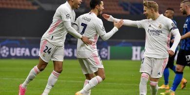 Ketimbang ke Arsenal, Pemain Real Madrid Ini Pilih ke Real Sociedad