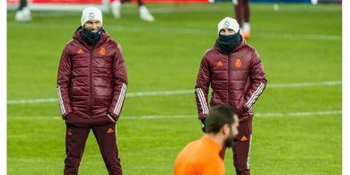 Asisten Pelatih Real Madrid Pastikan Zinedine Zidane dalam Kondisi Sehat