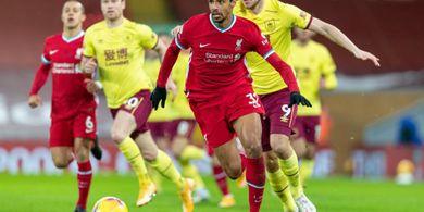 Setelah 47 tahun, Liverpool Akhirnya Kalah Lagi dari Burnley di Anfield