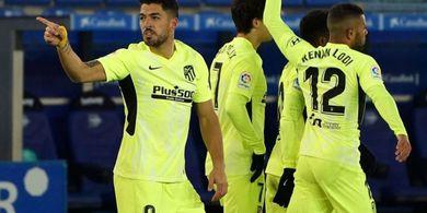 Hasil dan Klasemen Liga Spanyol - Kiper Eibar Cetak Gol 17 Tahun Sekali, Atletico Madrid Menjauh dari Real Madrid dan Barcelona