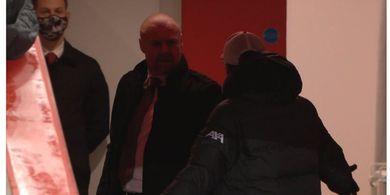 Pemain Liverpool dan Burnley Berseteru, Juergen Klopp Ribut dengan Sean Dyche di Lorong