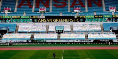 Profil Ansan Greeners FC, Calon Klub Baru Asnawi Mangkualam