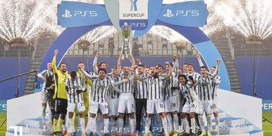 Sudah Menangkan Piala Super Italia, Juventus Masih Lapar Gelar