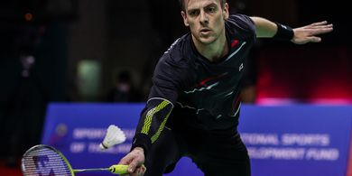 Hasil Thailand Open II 2021 - Usai Bantu Anthony, Vittinghus Tembus Final Super 1000 Pertamanya