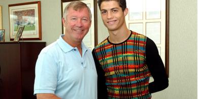 Liverpool Dikabarkan Sempat Hampir Merekrut Cristiano Ronaldo
