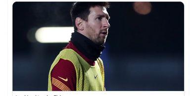 Lionel Messi Disebut Cocok Gabung Paris Saint Germain, Ini Alasannya