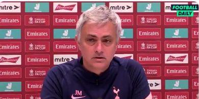 Jose Mourinho Buka Soal Pemberian Vaksin kepada Pemainnya