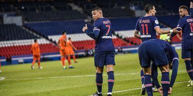 Kylian Mbappe Tanggapi Isu Kepindahannya ke Real Madrid
