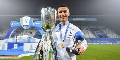 Pemilik Ballon d'Or 1995 Sebut Cristiano Ronaldo Bukan Pemain Terbaik Dunia